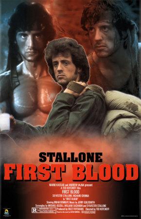 Ράμπο: Το πρώτο αίμα
