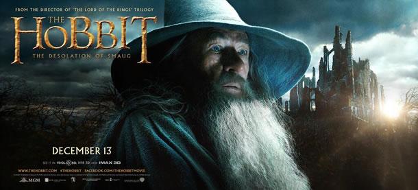 The Hobbit: The Desolation of Smaug (2013) – Αράχνες, Ξωτικά και η φωνή του Σμάουγκ στο νέο trailer