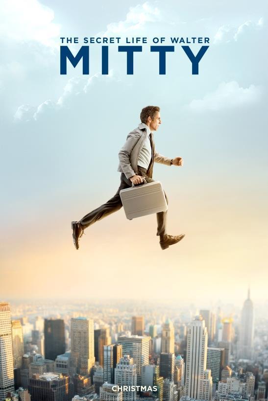The Secret Life of Walter Mitty (2013) – Ο Μπεν Στίλερ ζει τα όνειρά του