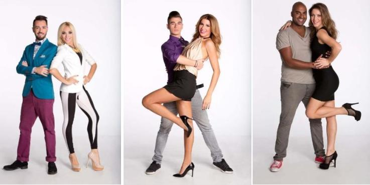 Δείτε  τα 14 ζευγάρια του «Dancing With The Stars»