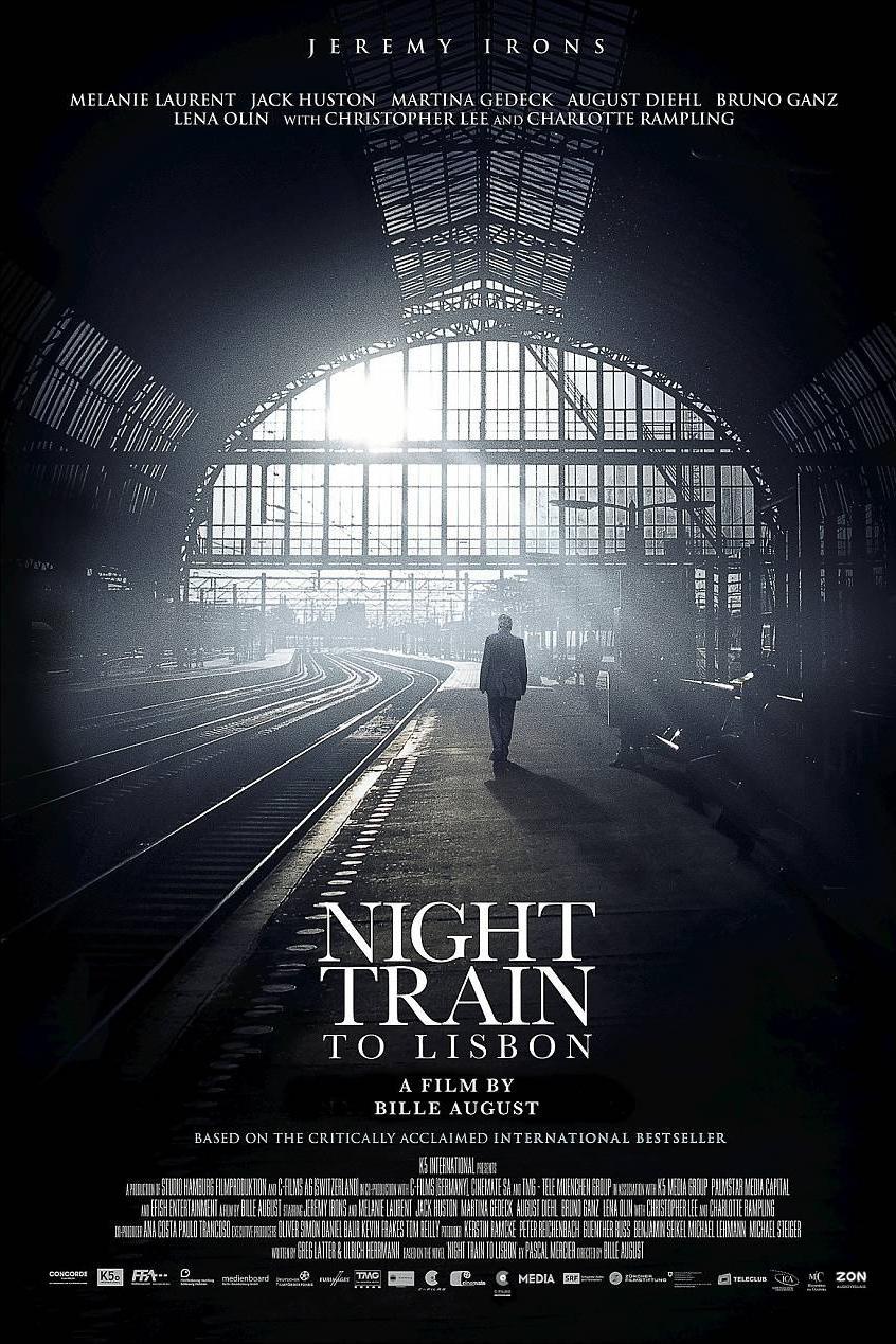 Νυχτερινό τρένο για τη Λισαβόνα