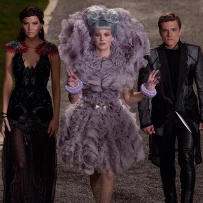 Η άλλη πλευρά της Jennifer Lawrence στο «Hunger Games: Catching Fire»