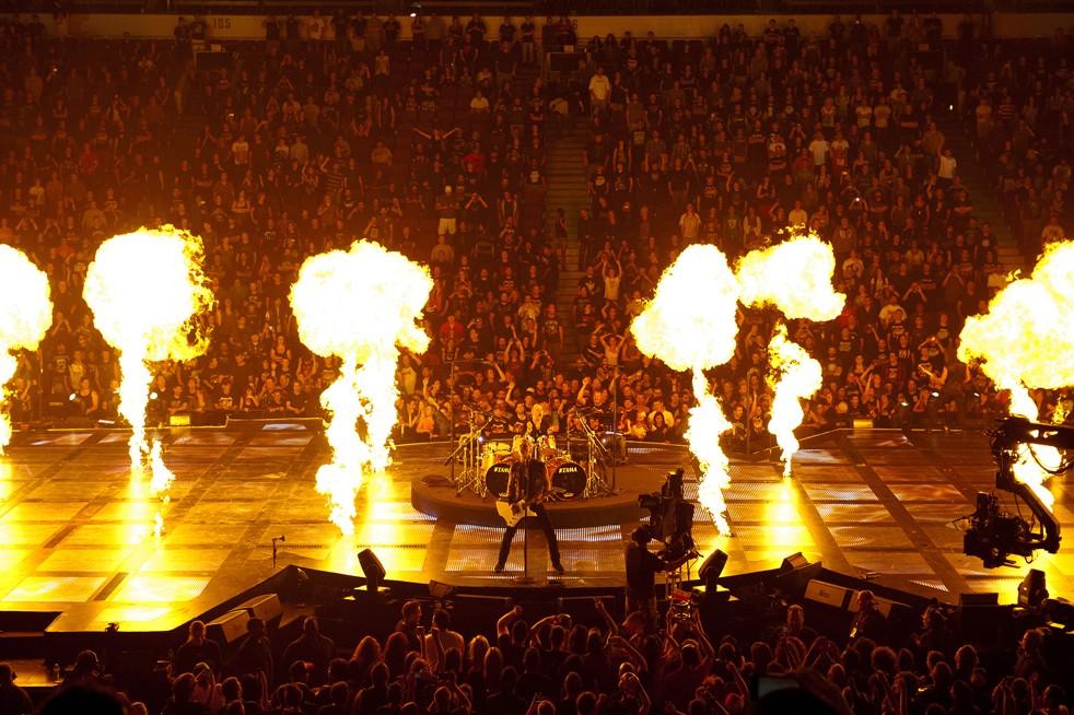 Metallica: Through the Never – Κριτική