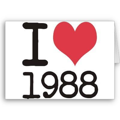 1988: τα καλύτερα τραγούδια της χρονιάς