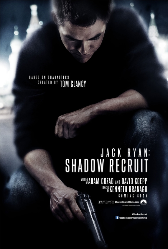 Jack Ryan: Shadow Recruit (2013) – Ο Τζακ Ράιαν επιστρέφει, το πρώτο trailer