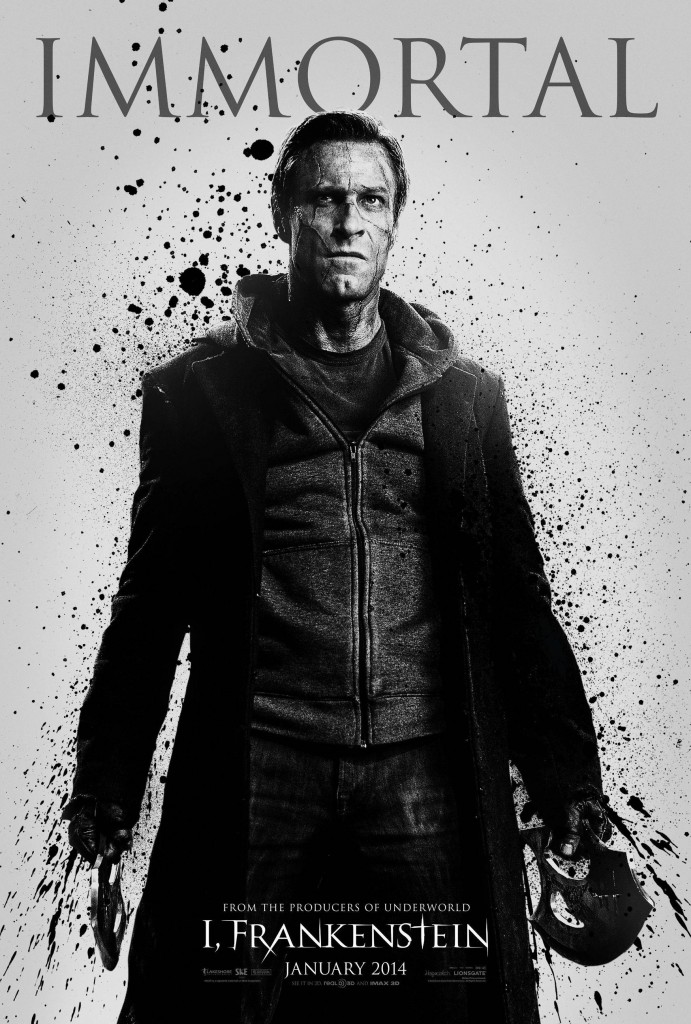 I, Frankenstein (2014) – Ο Άαρον Έκχαρτ είναι το νέο τέρας του Φράνκενστάιν