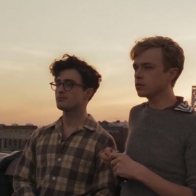 Νέα αφίσα του «Kill Your Darlings» με τον Daniel Radcliffe