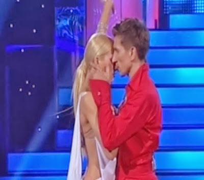 Dancing with the stars: Η εμφάνιση της Ευαγγελίας Αραβανή