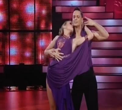Dancing with the stars: H εμφάνιση της Κλέλιας Πανταζή