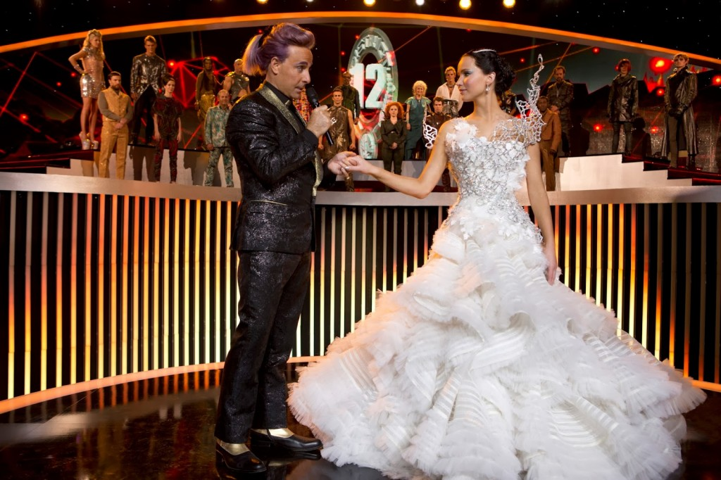 The Hunger Games: Φωτιά (The Hunger Games: Catching Fire) – Κριτική