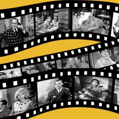 Ελληνικός κινηματογράφος: Οι μεγάλοι Έλληνες κωμικοί