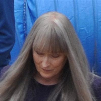 Η Meryl Streep...