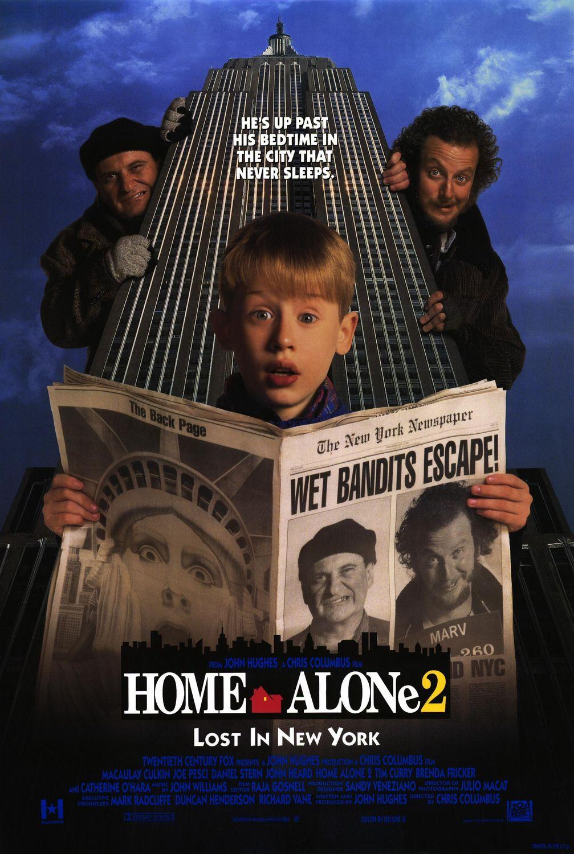 Μόνος στο σπίτι 2 : Χαμένος στην Νέα Υόρκη