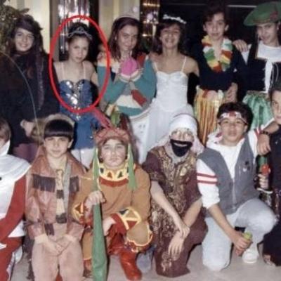 Ποια γνωστή ηθοποιός είναι η μπαλαρίνα της φωτογραφίας;