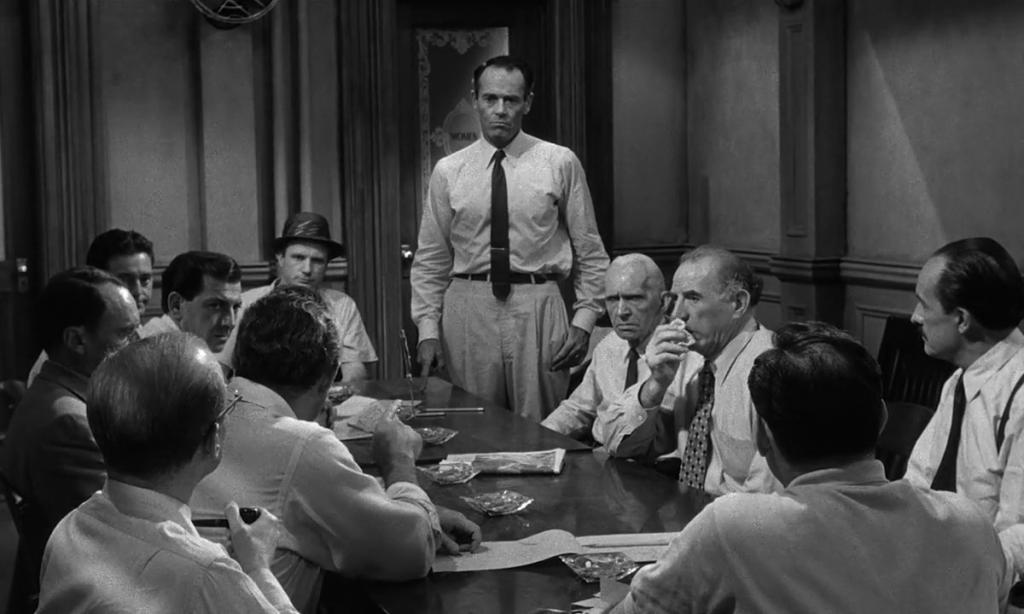 Οι Δώδεκα Ένορκοι (12 Angry Men) – Κριτική