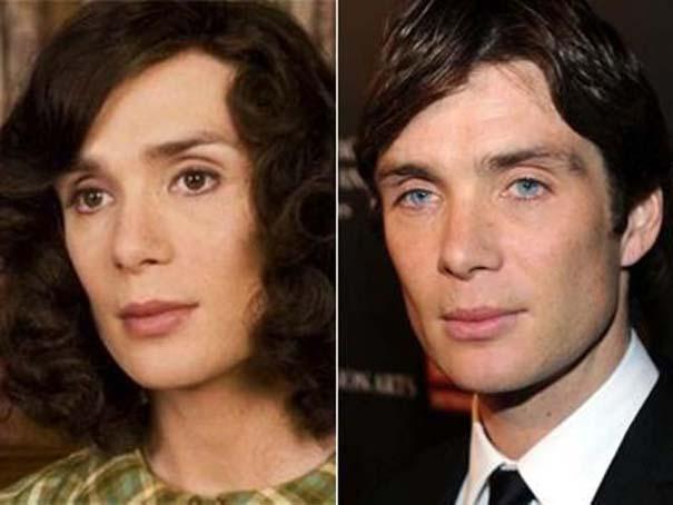 Γνωστοί αντρες ηθοποιοί σε γυναικείους ρόλους