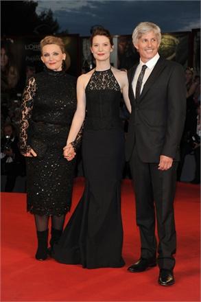 Φεστιβάλ Βενετίας 2013 – Η Mia Wasikowska εντυπωσιάζει στο Tracks