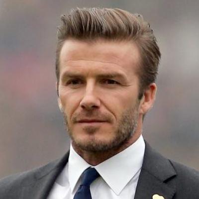 O David Beckham τώρα και... στον κινηματογράφο! Διαβάστε που θα πρωταγωνιστήσει!