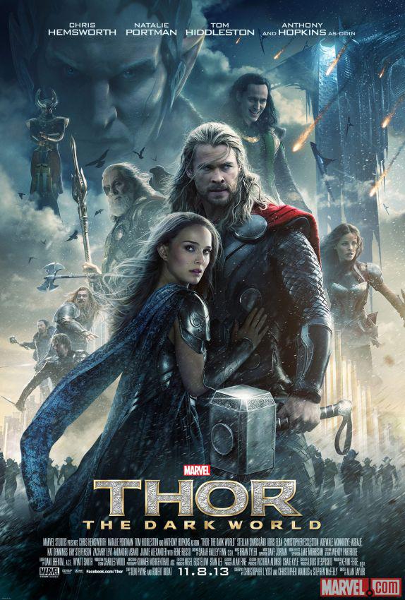 Thor: The Dark World (2013) – Νέο ολοκαίνουργιο trailer