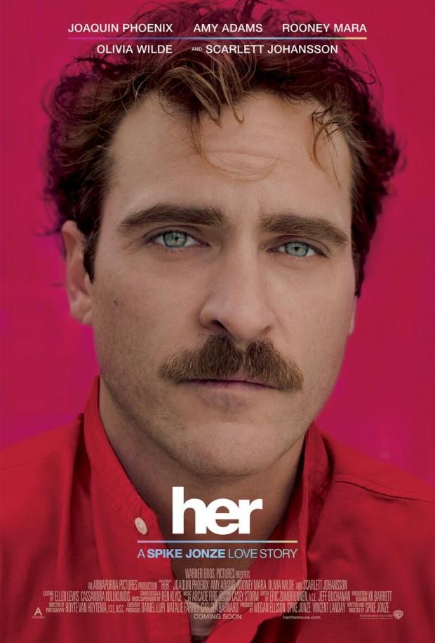 Her (2013) – Στο δρόμο για τα Όσκαρ ο Χοακίν Φοίνιξ;
