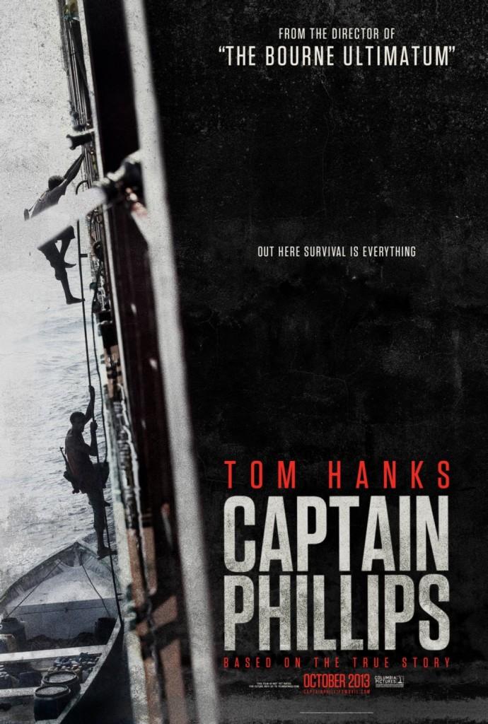 Captain Phillips (2013) – Εγώ είμαι καπετάνιος τώρα!