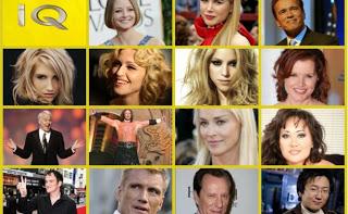 Αυτοί είναι οι 15 celebrities με το μεγαλύτερο δείκτη νοημοσύνης!