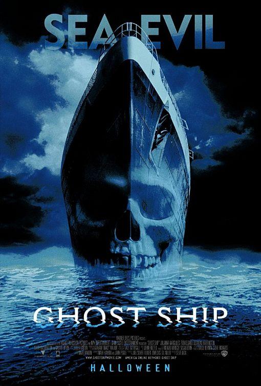 Το στοιχειωμένο πλοίο