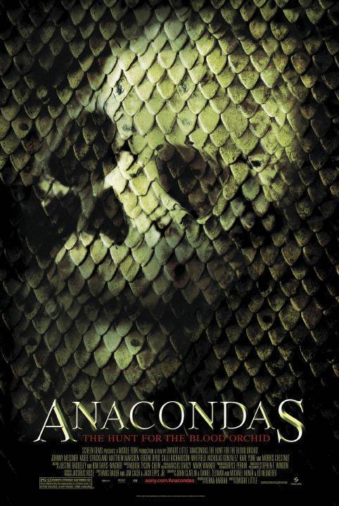 Anaconda 2: Το κυνήγι της ματωμένης ορχιδέας