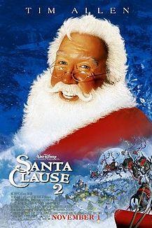 Ο Άγιος Βασίλης μου 2: Ο ατζαμής των Χριστουγέννων