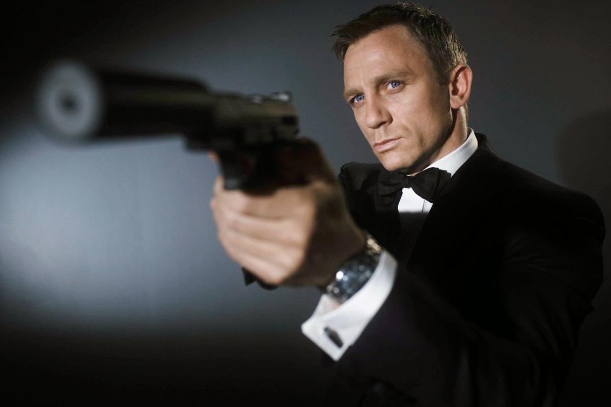 Αυτό είναι το επόμενο κορίτσι του... James Bond!