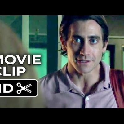 Ο Jake Gyllenhaal συναντά τη Rene Russo στο απόσπασμα του «Nightcrawler»