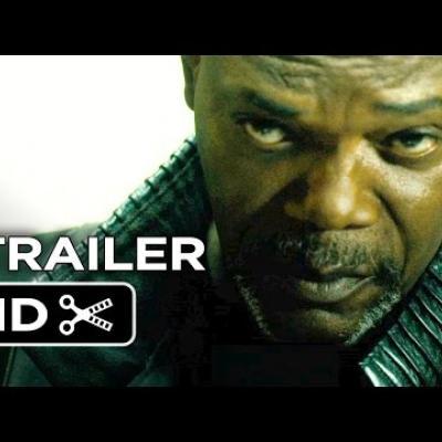 Kite trailer με τον Samuel L. Jackson!