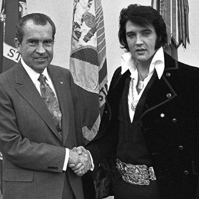 Ο Nixon συναντά τον Elvis και ο Kevin Spacey τον Michael Shannon