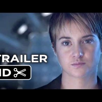Πρώτο trailer για το Insurgent με την Shailene Woodley!