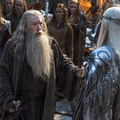 Έφτασε το φινάλε της τριλογίας του Hobbit!