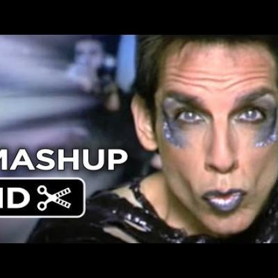 Ένα επικό mash up των ταινιών του Ben Stiller!