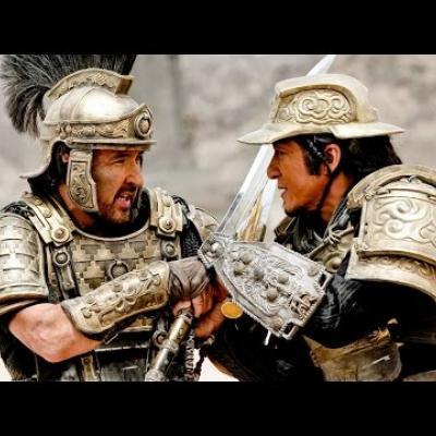 Ο John Cusack και ο Jackie Chan ενώνουν τις δυνάμεις του στο «Dragon Blade»