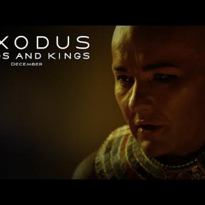 Ο Joel Edgerton και ο Christian Bale λογομαχούν σε νέο απόσπασμα του «Exodus: Gods And Kings»