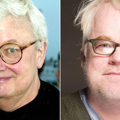 Ο Roger Ebert ήθελε να τον ενσαρκώσει ο Philip Seymour Hoffman