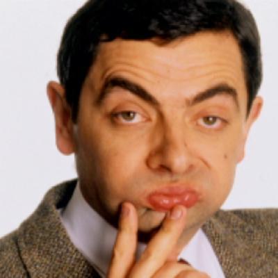 Δείτε την ΚΟΥΚΛΑΡΑ νέα αγαπημένη του Mr.Bean!