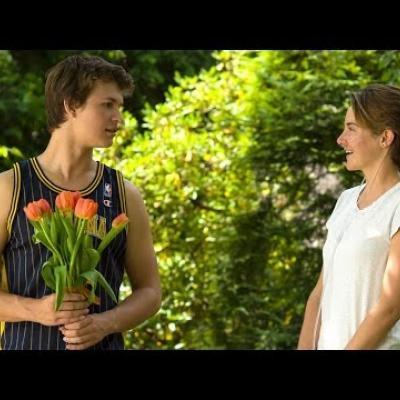 Η Shailene Woodley ερωτεύεται τον Ansel Elgort στο «Fault in Our Stars»