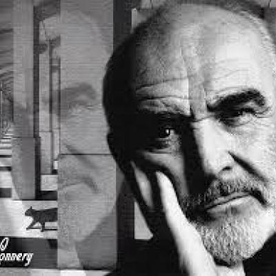 Σπάνια φωτογραφία του Sean Connery στα νιάτα του σε διαγωνισμό... ομορφιάς;