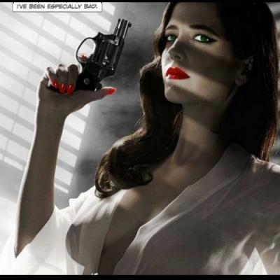 Λογοκρισία στην αφίσα του Sin City 2 για υπερβολικό γυμνό