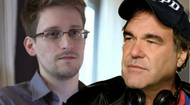 Οι αποκαλύψεις Σνόουντεν θα γυριστούν σε ταινία από τον Όλιβερ Στόουν