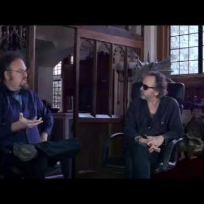 Τι συνέβη στον Θάνατο του Superman από τον Tim Burton