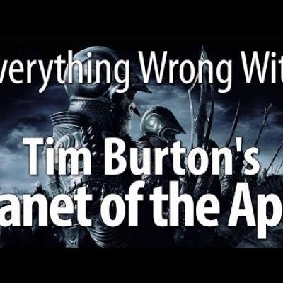 Τι πήγε στραβά με τον Πλανήτη των Πιθήκων του Tim Burton