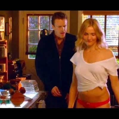 Ο Jason Segel και η Cameron Diaz ετοιμάζονται να το γιορτάσουν στο «Sex Tape»