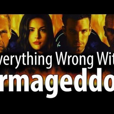Όλα τα λάθη του Armageddon!