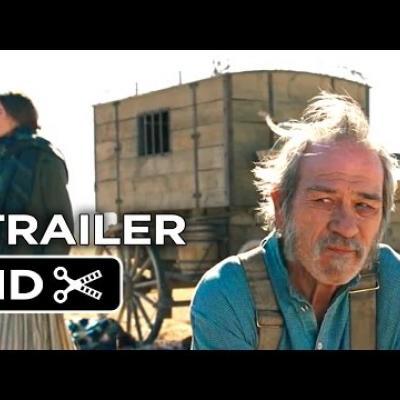 The Homesmen trailer με Tommy Lee Jones & Hilary Swank!