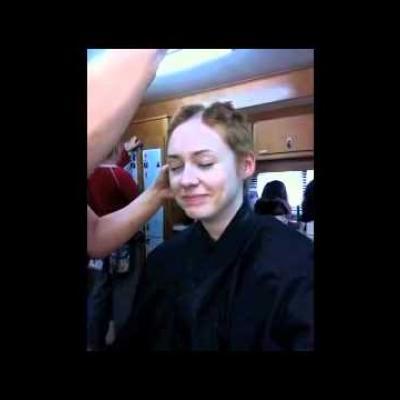 Η Karen Gillan ξυρίζει το κεφάλι της για τους Guardians of the Galaxy